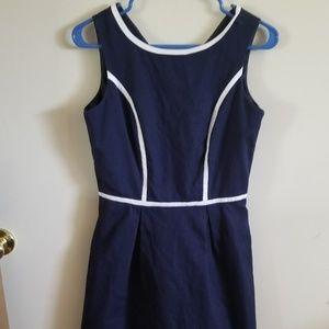 Tommy Hilfiger Navy Blue Dress Size 4